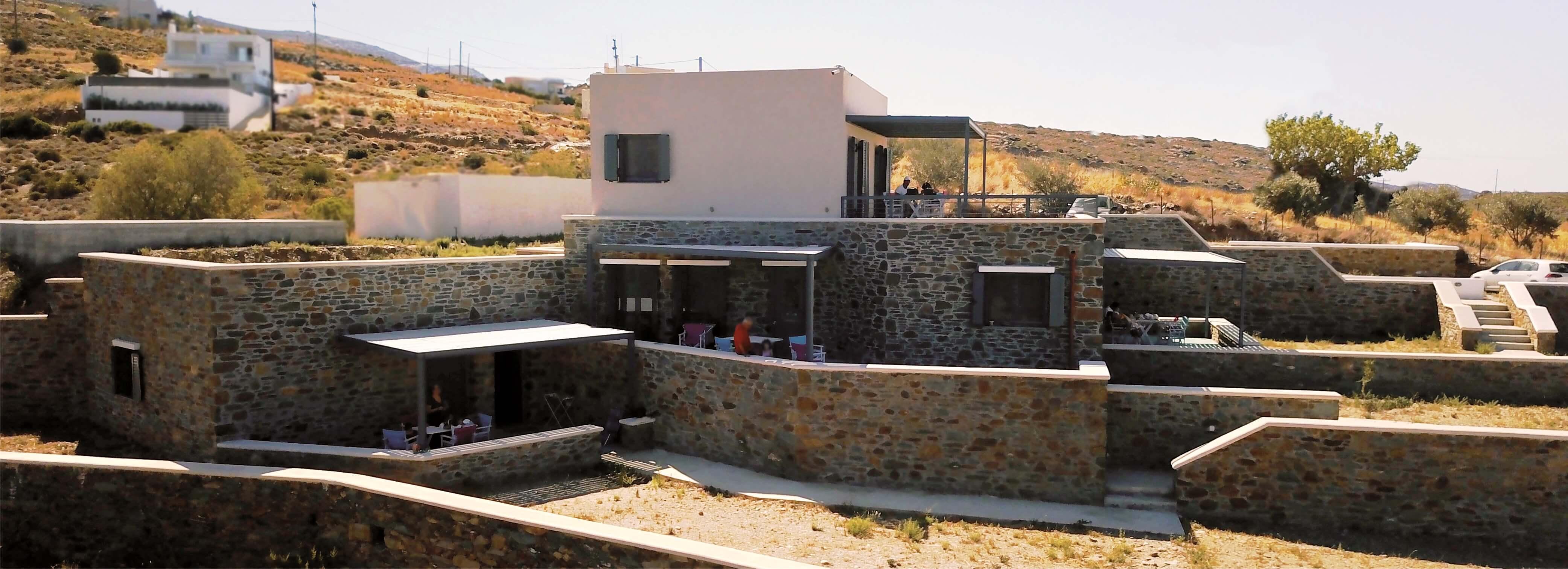 Karystos rent house Kavos Ενοικιαζόμενα παραθαλάσσια κατοικία σπίτι Κάρυστος Κάβος